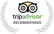 Recommend on Trip advisor
